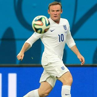 Wayne Rooney is the favourite to be England's next cap
