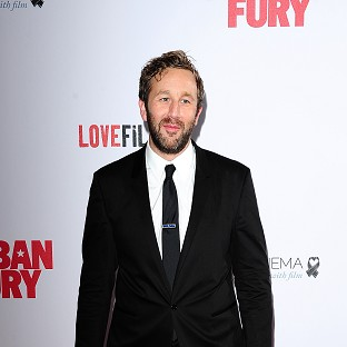 Chris O'Dowd is often suited and booted at red carpet events