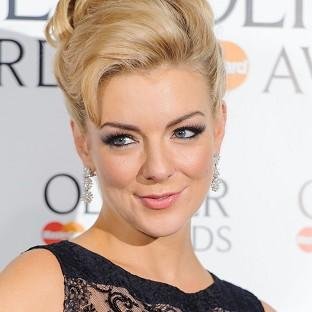 Sheridan Smith said her scripts are likely to be covered in