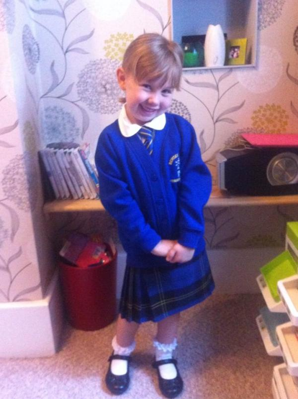Send us your school uniform pics