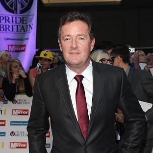 Piers Morgan is parting company with CNN