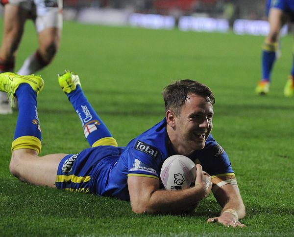 Richie Myler hitting form after being dropped. Picture MIKE BODEN