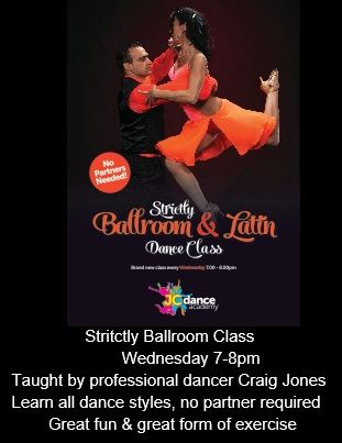 formative strictly ballroom