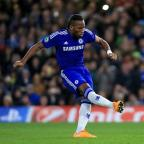 Warrington Guardian: Didier Drogba scores Chelsea's second from the spot