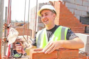 Trainee bricklayer up for apprentice award