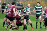 Lymm surrender to second half Morley comeback