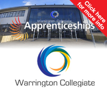 Warrington Guardian: warrington collegiate mpu