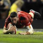 Warrington Guardian: Wales wing Alex Cuthbert is targeting South Africa