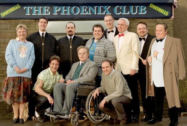 Watch Phoenix Nights on the big screen