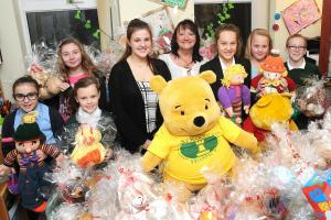 Cuddly toys come up trumps for St Roccos