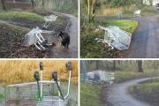 Call to put an end to trolleys being abandoned in Birchwood