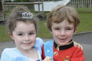 PICS: Youngsters go to the ball in Grappenhall