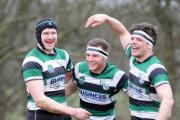 Young Lymm suffer narrow loss to Huddersfield Pictures: MIKE BODEN