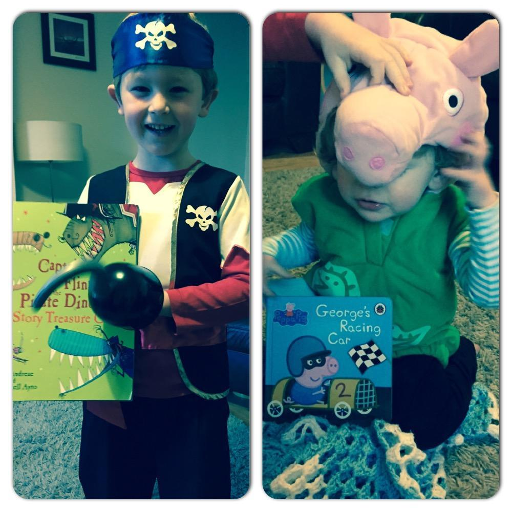White apron in warrington - World Book Day Your Pictures