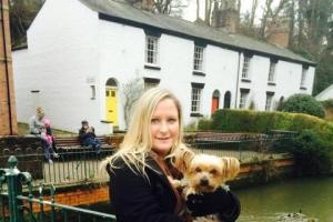 Lymm woman gives up law to sell pet food