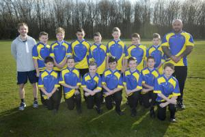 St Gregory's rugby team start season with win