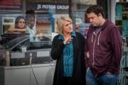Warrington based BBC One drama Ordinary Lies started on Tuesday