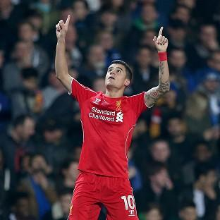 a1af85f87779 Philippe Coutinho's goal proved enough to send Liverpool to Wembley