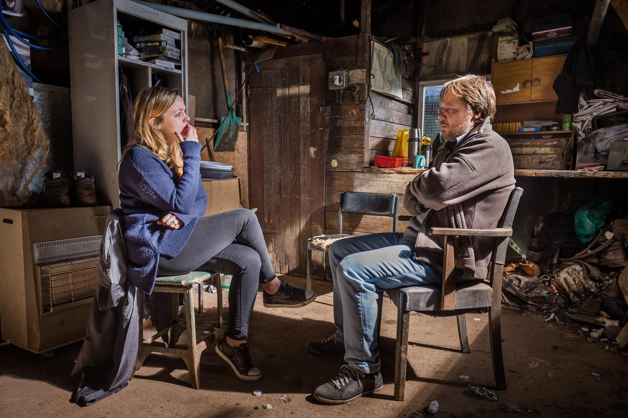 TV review: Jo Joyner gives emotional performance in Ordinary Lies finale which leaves door open for second series
