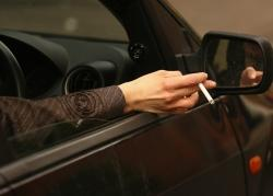 Warrington Guardian: SMOKING AT THE WHEEL: If you're a company car driver, the new laws could affect you