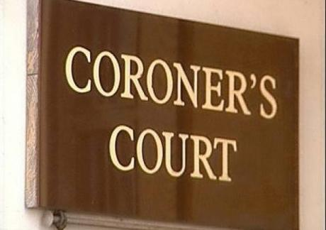Warrington Coroner's Court heard that Michael Carter 'went in a trance like state' before his death in May.