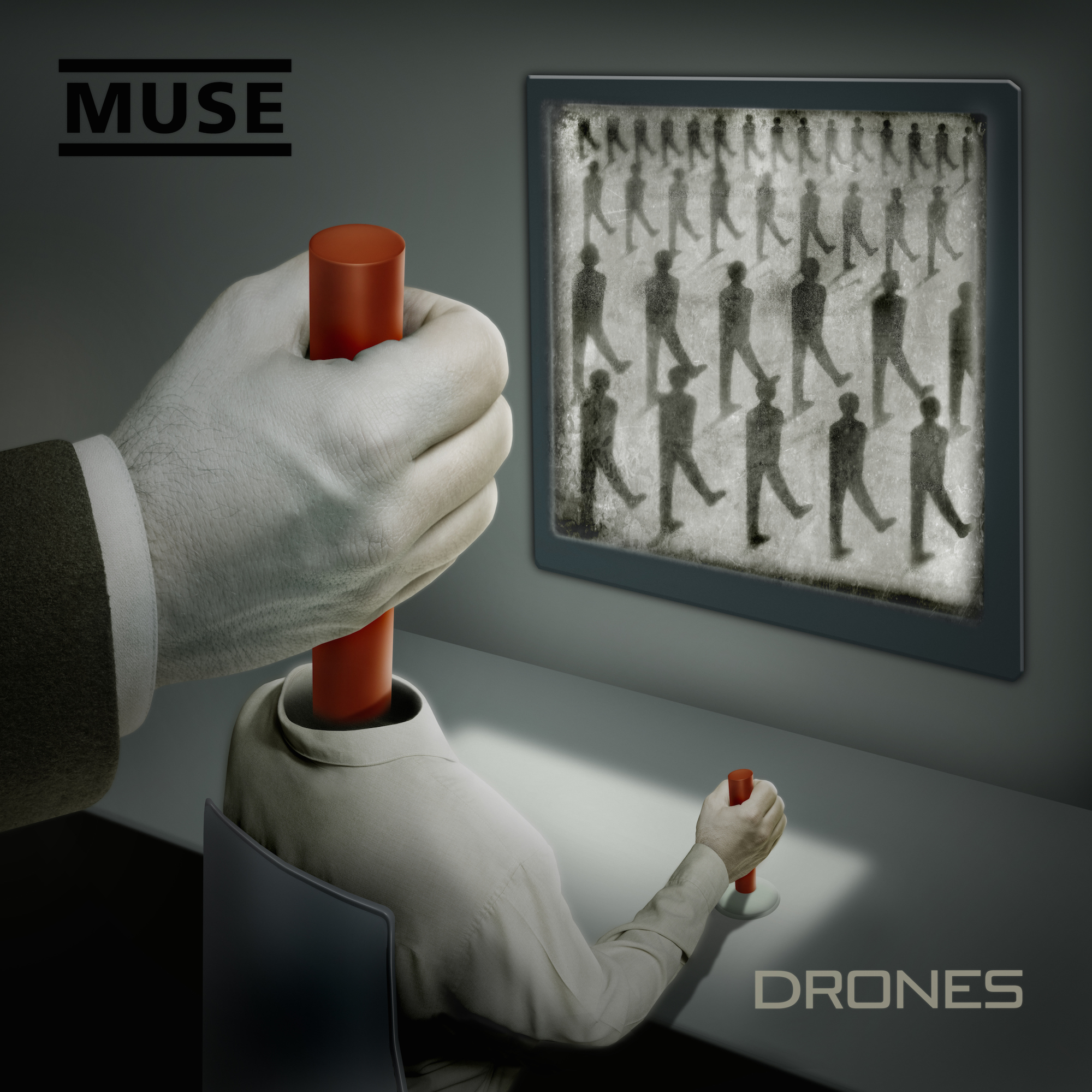 CD review: Muse - Drones