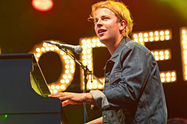 Review: Tom Odell at Delamere Forest