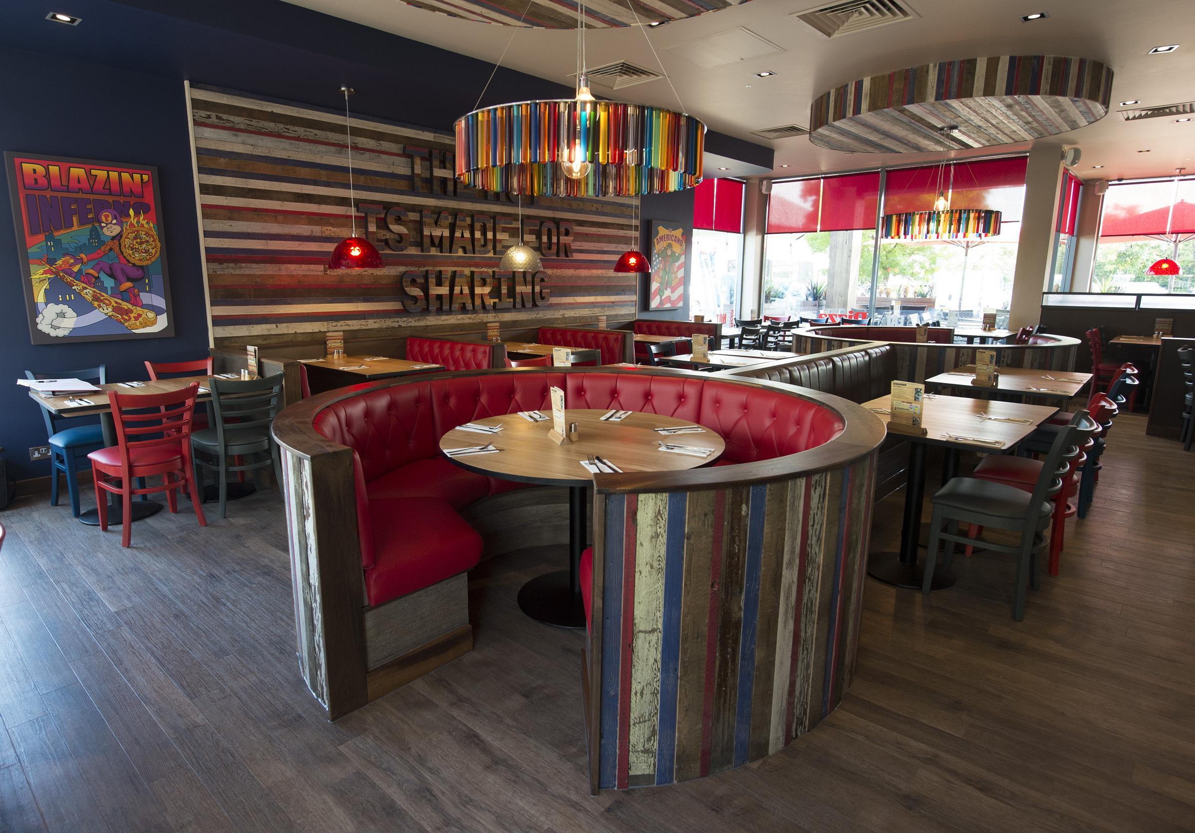 Pizza Hut Reveals New Look Warrington Guardian