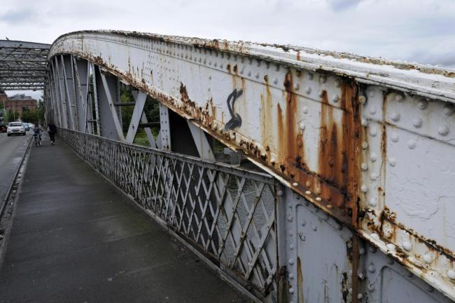 LETTER: 'Ashamed of the disgusting condition the swing bridges are in'