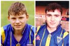 One in and one out for Warrington Wolves as Iestyn Harris joined Leeds Rhinos and Lee Briers arrived from St Helens. Pictures by Mike Boden
