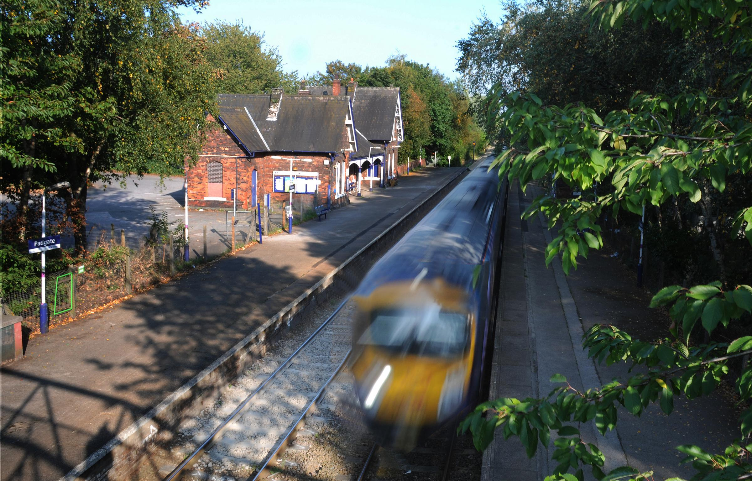 Improvements worth as much as £200,000 are being planned at Padgate Station.