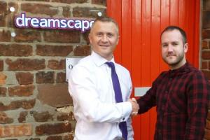 Thelwall web design firm ready to reach next step following latest appointment