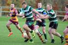 Lymm seconds versus Sedgley Park on Saturday. Pictures: MIKE BODEN