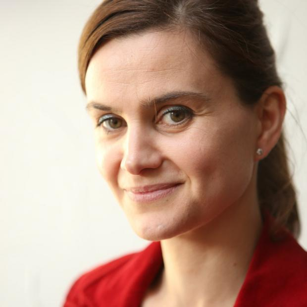 Warrington Guardian: Batley and Spen MP Jo Cox