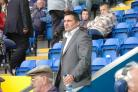 Paul Cullen's final game in charge of Warrington Wolves. Pictures by Mike Boden