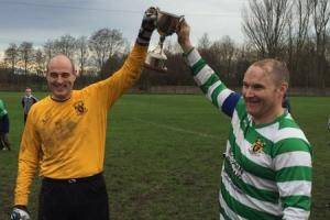 Former Moore United players commemorate life of club legend