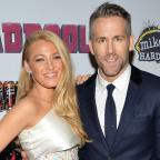 Warrington Guardian: Ryan Reynolds says fatherhood is a 'dream come true' as he reveals the awkward double date where he fell for wife Blake