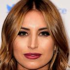 Warrington Guardian: Ferne McCann shares a picture of herself after a 'vampire facial' and it looks terrifying