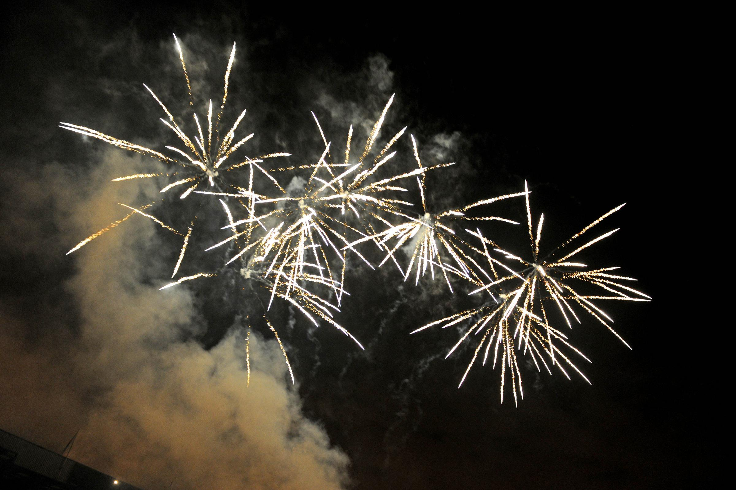 Bonfire night in Lymm set to go with a bang