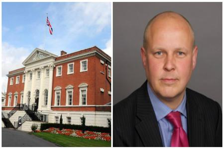 Warrington Guardian: Cllr Russ Bowden highlighted the importance of the move at the Town Hall