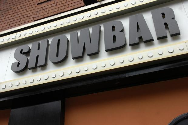Warrington Guardian: The man was arrested at Showbar