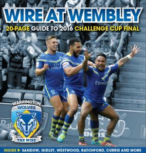 Warrington Guardian: Don't miss our 20-page Challenge Cup pullout. Click here to read more