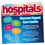 Warrington Guardian: NHS Warrington September