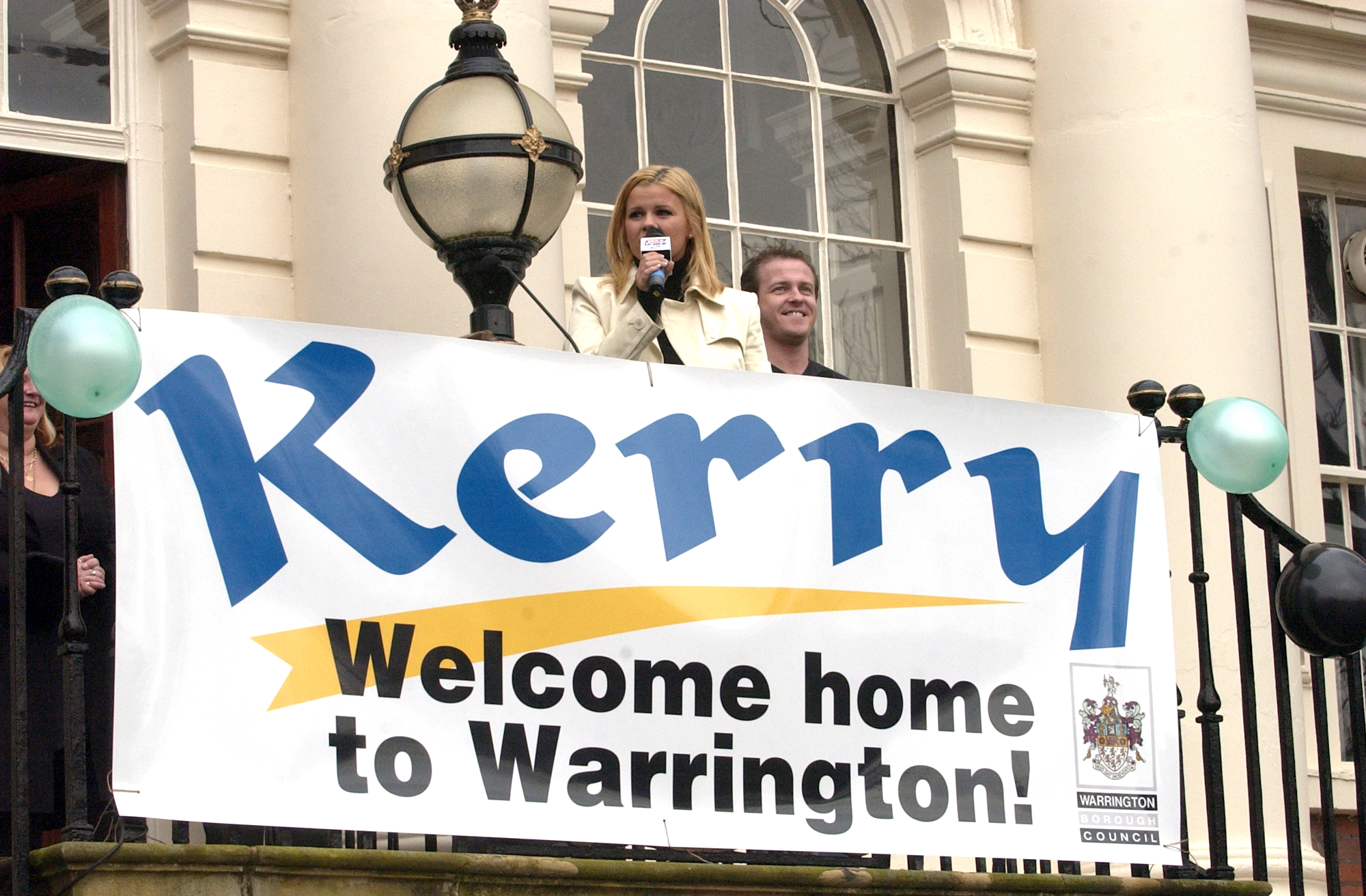15 years since a civic reception was held for Kerry winning I'm a Celeb