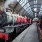 Warrington Guardian: The Wizarding World of Harry Potter - Hogwarts Express at Universal Orlando Resort.