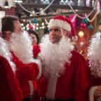 Warrington Guardian: Santa swaps his reindeer for a stag in run-up to EastEnders wedding
