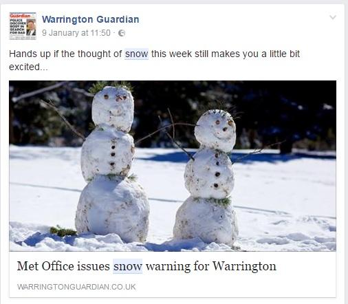Warrington Guardian:
