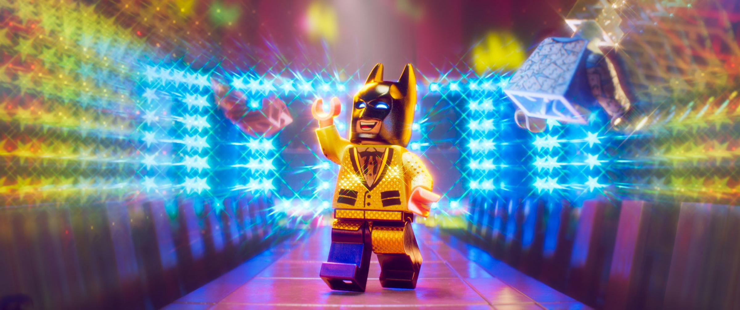 The Lego Batman Movie review: The art of the brick