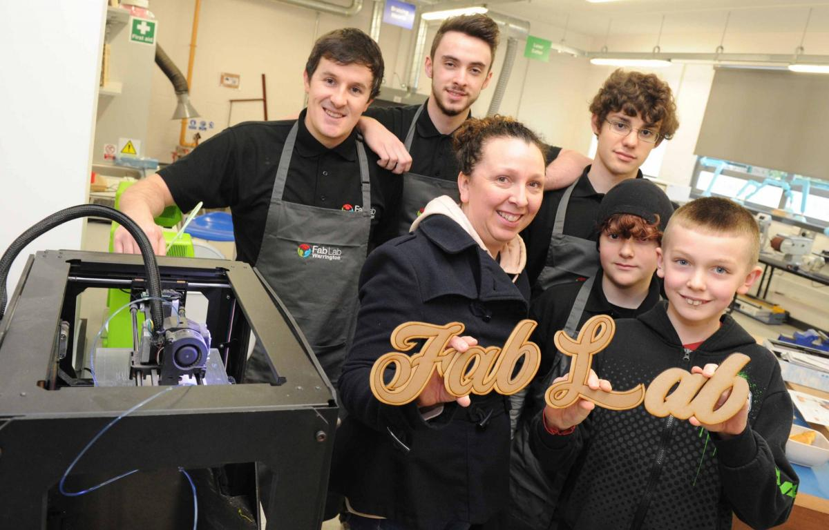 School's 3D printing and laser cutting facilities opened to public for free  use