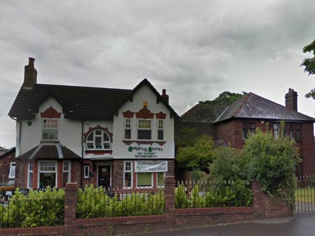Stepping Stones Day Nursery. Photo from Google Maps